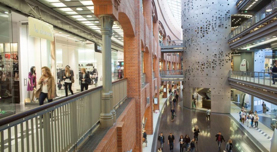 To tu powstanie największy w Polsce Massimo Dutti i Zara w najnowszym koncepcie