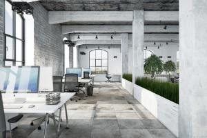 Designerska przestrzeń dla start-upów w Łodzi