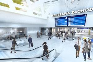 Warszawa Zachodnia – nowa, bardziej funkcjonalna i wygodna