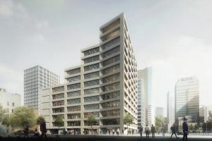 Budowa Browarów Warszawskich wkracza na nowy etap