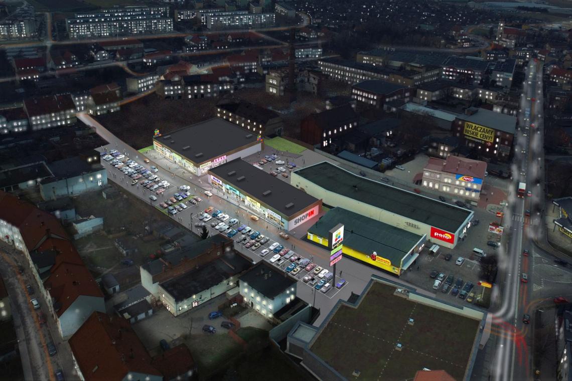 Nowy park handlowy ShopIN wpisze się w charakter miasta?