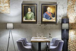 Hotel w zamku - pomysł wart Property Design Awards