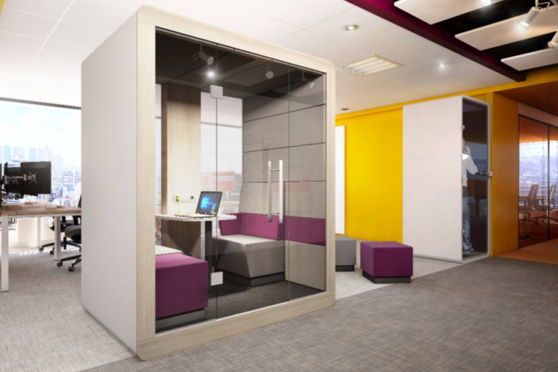 4DD: O najnowszych trendach w aranżacji biur
