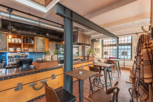 Manu Cafe - nowe miejsce spotkań w Manufakturze zachwyca designem