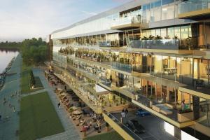 Luksus z widokiem na Wisłę. Czy The Tides zdobędzie Property Design Awards?