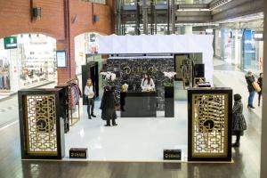 Uwielbiana przez gwiazdy marka otwiera luksusowy pop-up shop