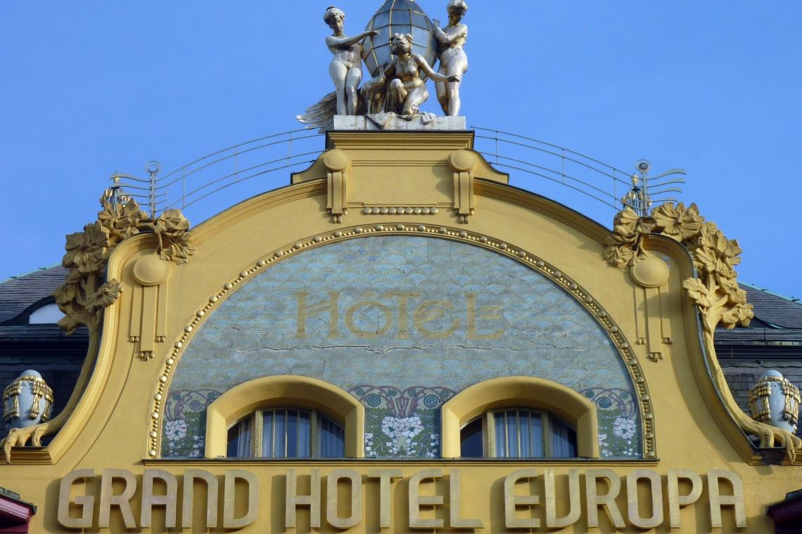 Legendarny hotel połączy stare z nowym