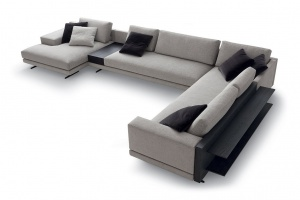 Oto sofa, która graficznie nawiązuje do... architektury