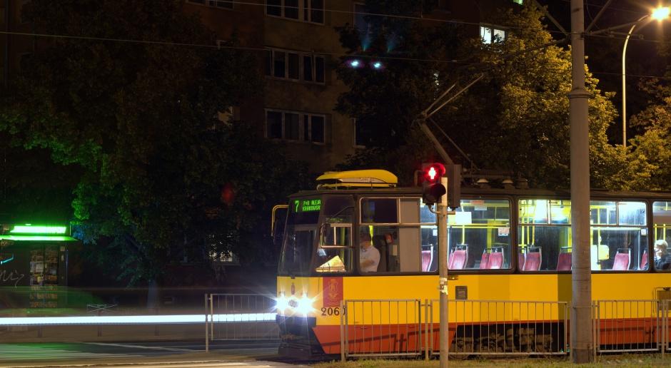 W Warszawie powstanie pierwszy podziemny przystanek tramwajowy