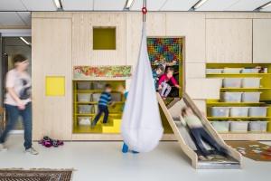 Labirynty dla dzieci - zaglądamy do przedszkola WOW w poznańskim Pixelu