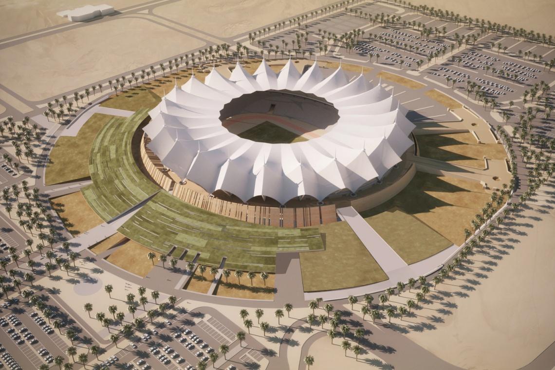 Stadion jak namiot. Owoc włoskiej myśli architektonicznej