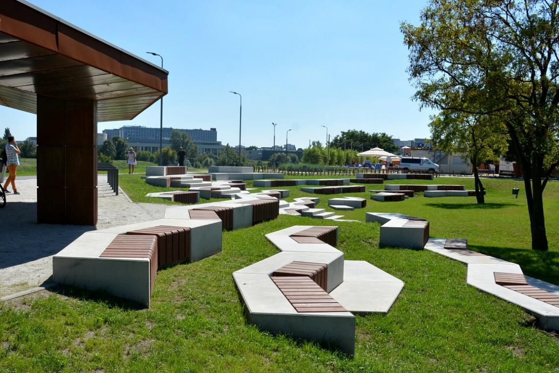 Park Stare Koryto Warty w Poznaniu nominowany do Property Design Awards 2017