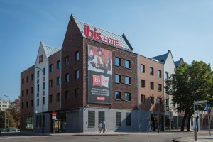Ibis Gdańsk Stare Miasto - mariaż nowoczesności z historią. Hotel wart Property Design Awards