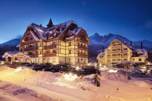 Designerskie Tatry? Hotel Kukučka w górskim klimacie