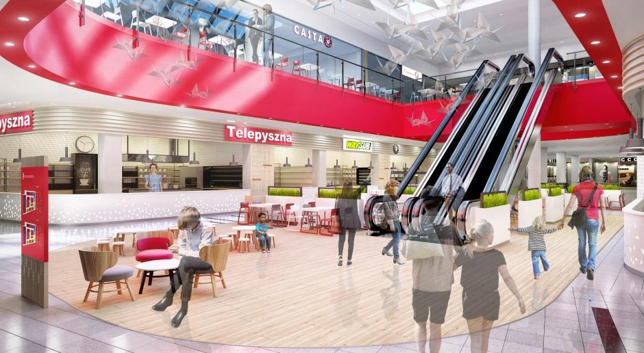 Galeria Sandecja zmieni się według projektu ARS Retail Group