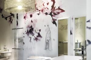 Art deco i paryski blichtr. Oto idealna łazienka według Gessi
