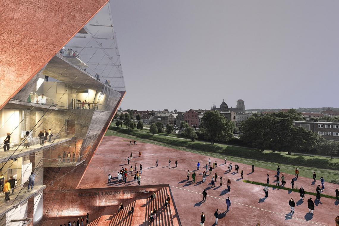 Muzeum II Wojny Światowej nową ikoną Gdańska?