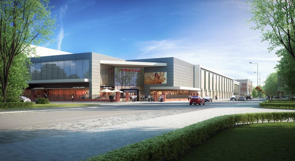 Tak będzie wyglądała Dekada w Nysie. Nowe centrum handlowe spod kreski Air Projekt