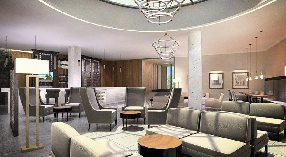 Hampton by Hilton w Poznaniu zaskoczy projektem elewacji