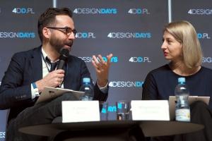 Sesja inauguracyjna 4 Design Days - w obiektywie