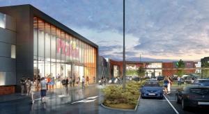 SUD Architekt wpisze CH Platan w industrialną architekturę Zabrza