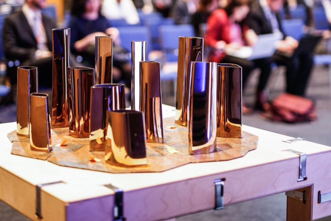 Zobacz film z wręczenia statuetek Property Design Awards 2017