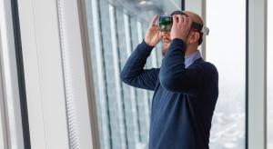 Pierwsza w Polsce prezentacja inwestycji w technologii HoloLens w skali 1:1