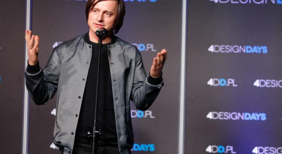 Oskar Zięta: 4 Design Days pogłębia wiedzę w przyjemny sposób