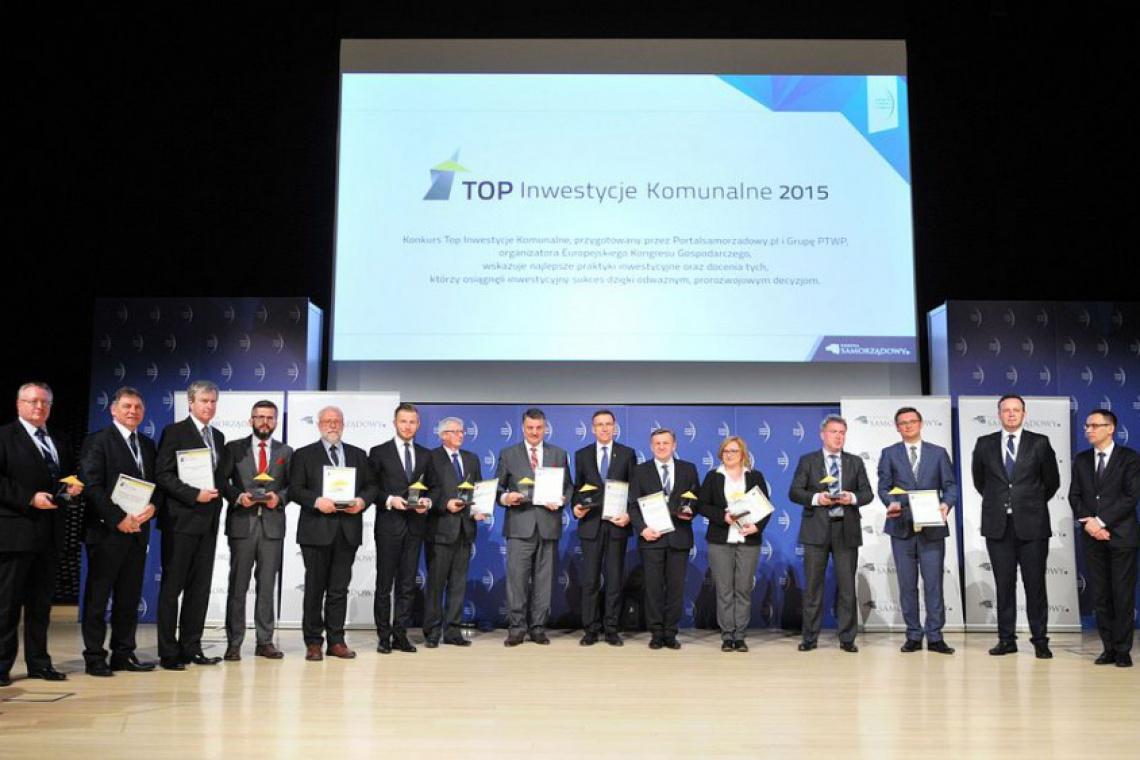 Rusza konkurs na najlepsze inwestycje komunalne