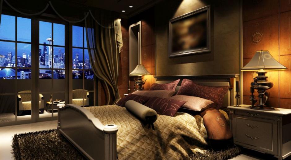 Pokój do pracy i wypoczynku – nowoczesne i funkcjonalne oświetlenie pokoju hotelowego