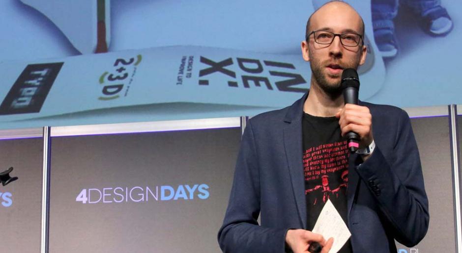 Ten projekt poznaliście na 4 Design Days. Teraz możecie go wesprzeć