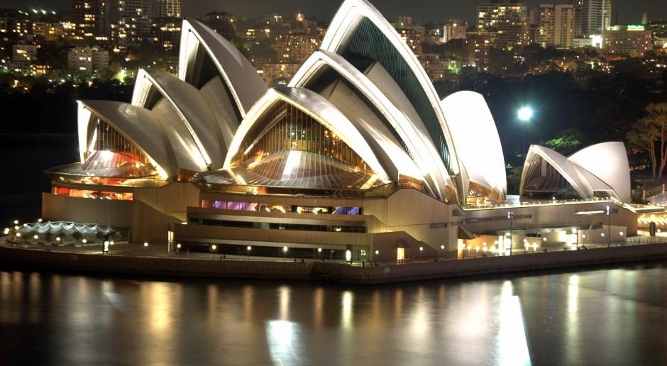 Zobacz unikalny dokument o tym, jak budowano Operę w Sydney