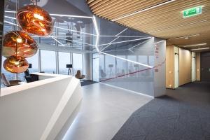 TOP: Oto najbardziej designerskie biura w Warsaw Spire i Q22
