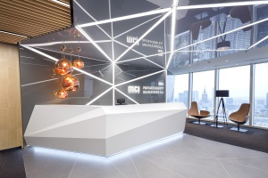 Elegancki świat finansów od Massive Design
