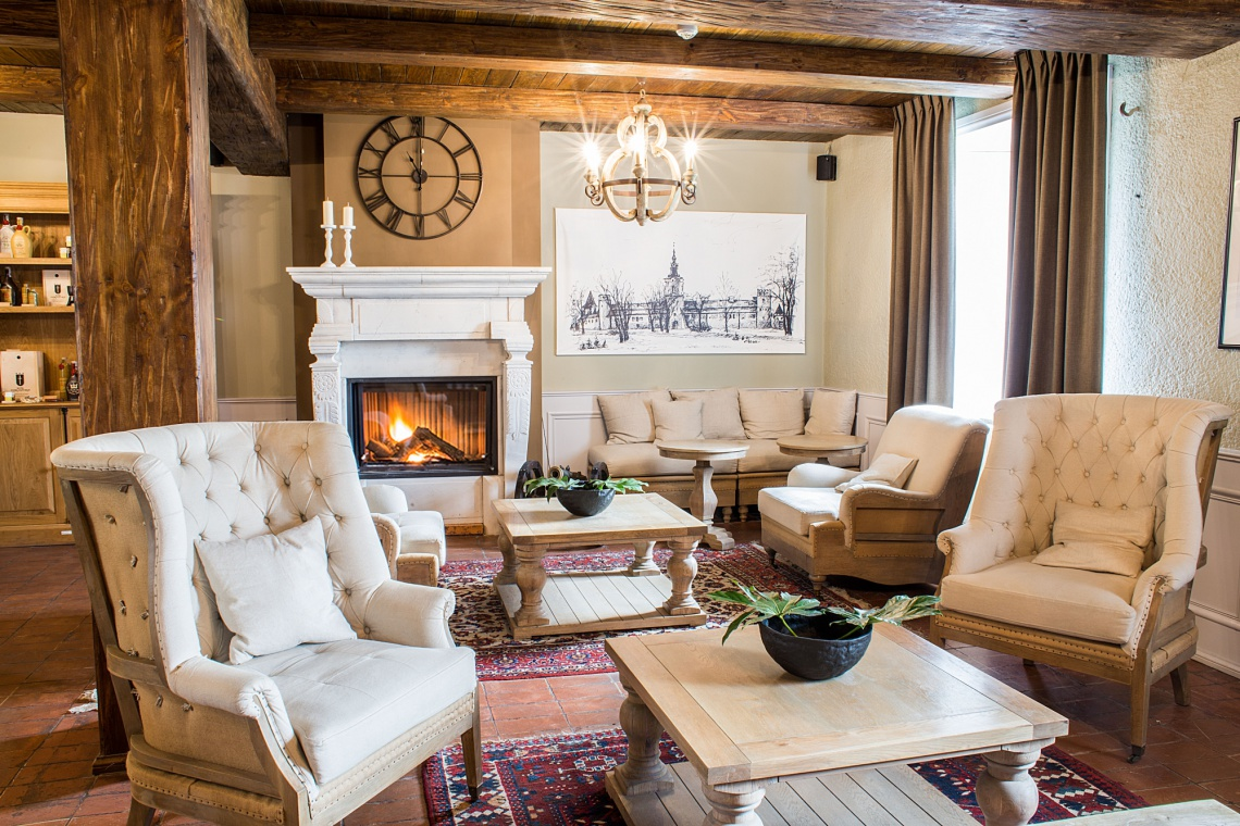 Tak wygląda nowe wnętrze Hotelu Podklasztorze - już pod szyldem Best Western