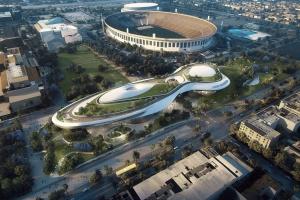 Futurystyczne muzeum Georga Lucasa. To będzie coś więcej niż Star Wars