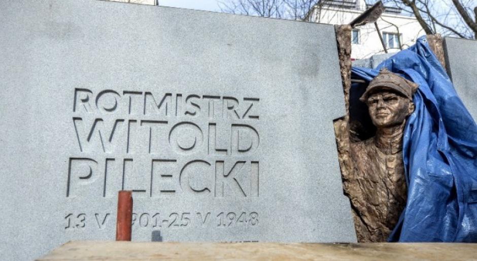 Warszawa buduje pomnik rotmistrza Pileckiego