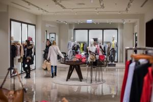 Tak wygląda największy w Polsce sklep Massimo Dutti