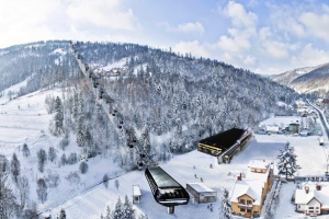 Tak wygląda narciarski kompleks przyszłości w Szczyrku