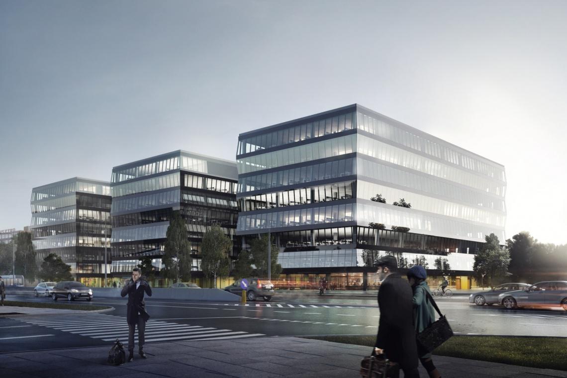 Nowy biurowiec w Krakowie spod kreski Medusa Group
