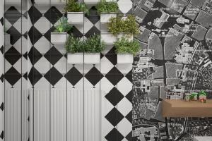Design z kartoflem - zobacz pomysł na wnętrze dla krakowskiego baru