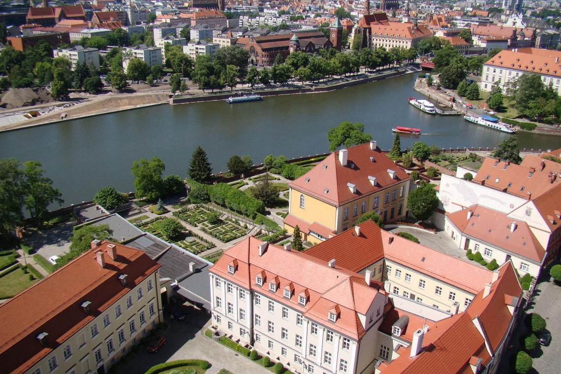 Ponad 8,2 mln zł z UE na renowację zabytków Ostrowa Tumskiego