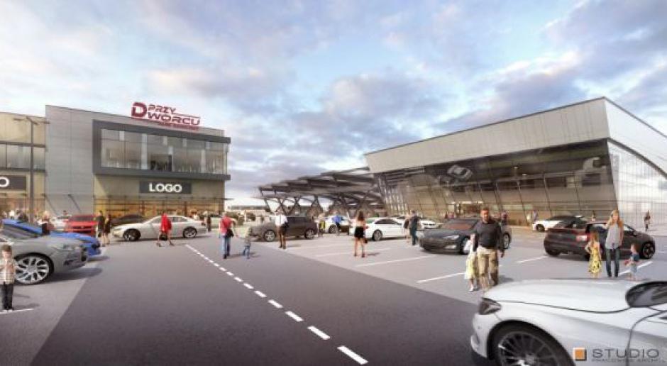 Kiedy powstanie nowy dworzec i galeria handlowa w Białymstoku?