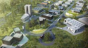 Tera Group dla Kieleckiego Parku Technologicznego. Prace projektowe na finiszu