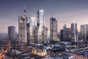Miasto dla wszystkich? Tak architekci chcą odmienić dzielnicę finansową we Frankfurcie