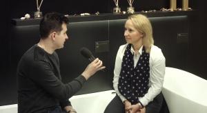 Joanna Dec-Galuk z firmy Roca o nowych technologiach do łazienek