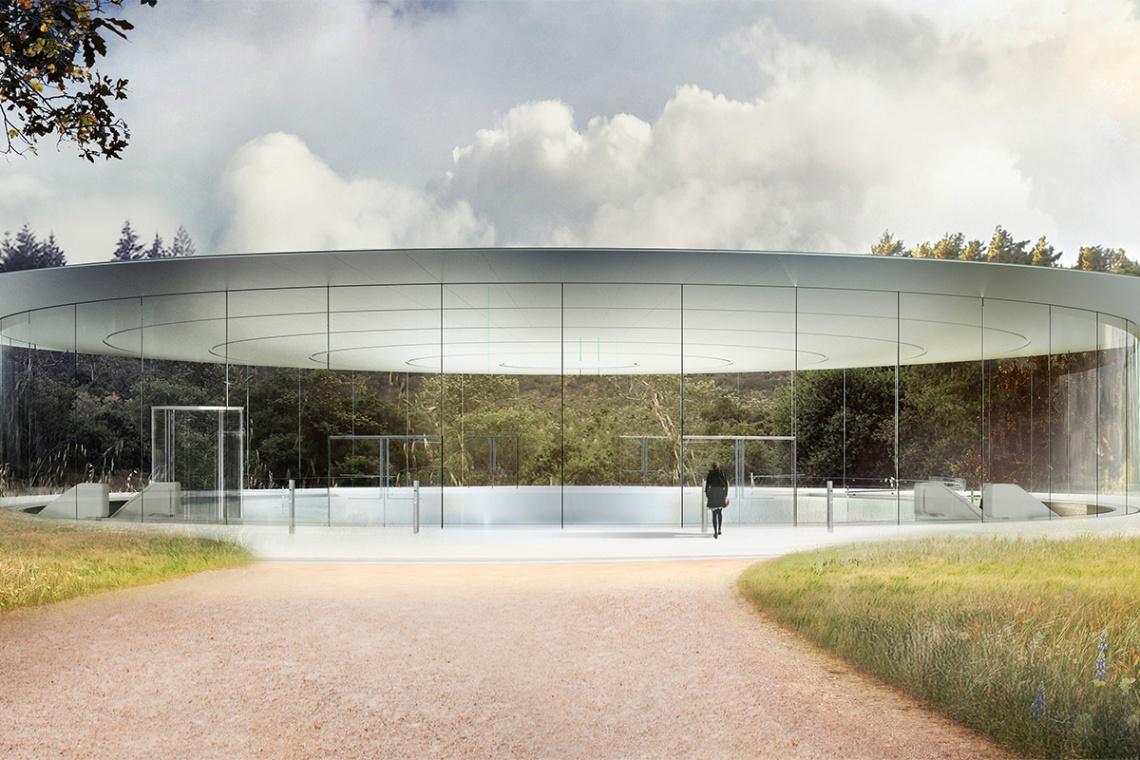 Apple wkrótce w nowej siedzibie od Foster and Partners