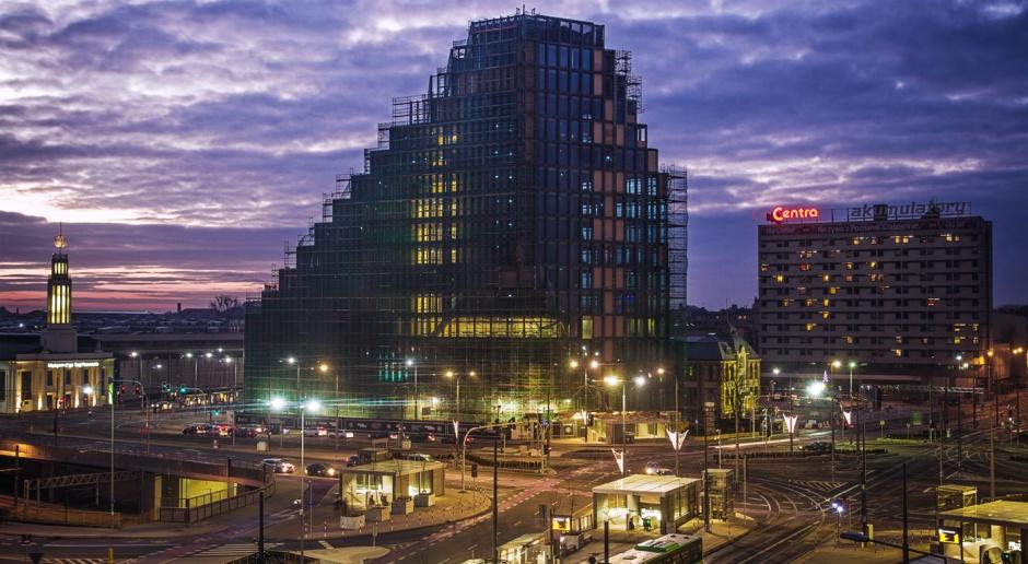 Bałtyk dobija do brzegu. Zobacz niezwykły projekt MVRDV w Poznaniu