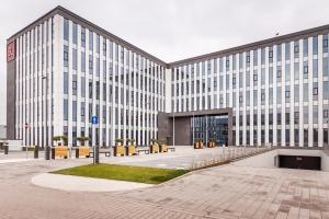 Bielany Bussines Point - ekologiczny biurowiec we Wrocławiu