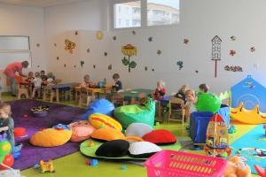 Przyjazne przestrzenie dla maluchów. Oto nowoczesny i komfortowy żłobek